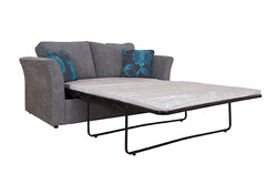 Newry 120cm Sofa bed open