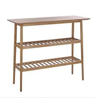 Lydia Oak Console Table