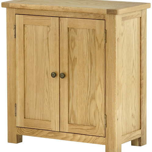 Oban Oak 2 Door Cabinet