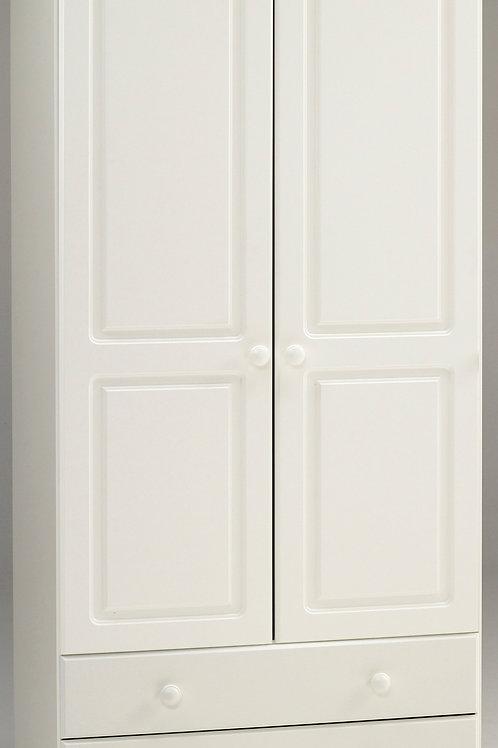 Richmond White 2 Door 2 Drawer Robe