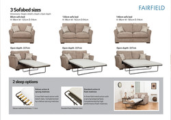 fairfield sofabed