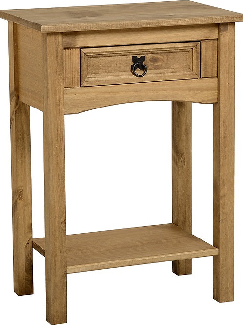 Albany Rustic Console Table