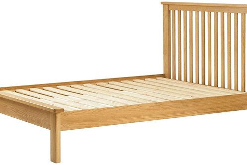 Oban Oak 5ft King Size Bedframe