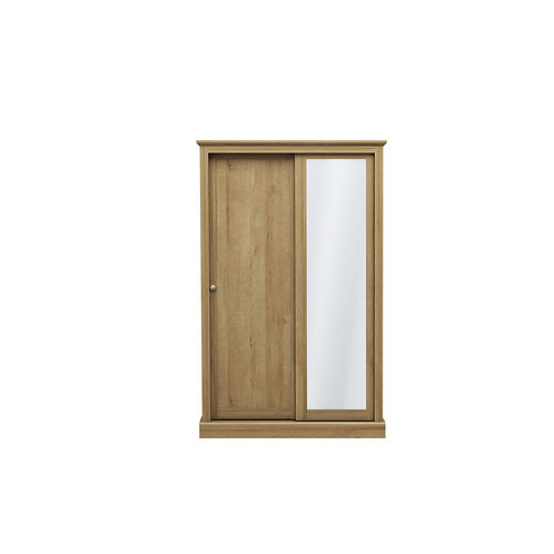 Dartmoor Oak 2 Door Sliding Robe