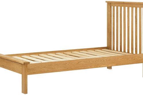 Oban Oak 3ft Single Bedframe