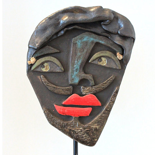 """Masque """"Lawrence"""" n°104"""