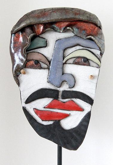 "Masque ""Omar"" - N°93"