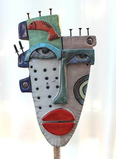 """Masque """"A Pescadore"""" - N°56"""