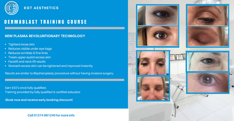 Dermablast Training Course
