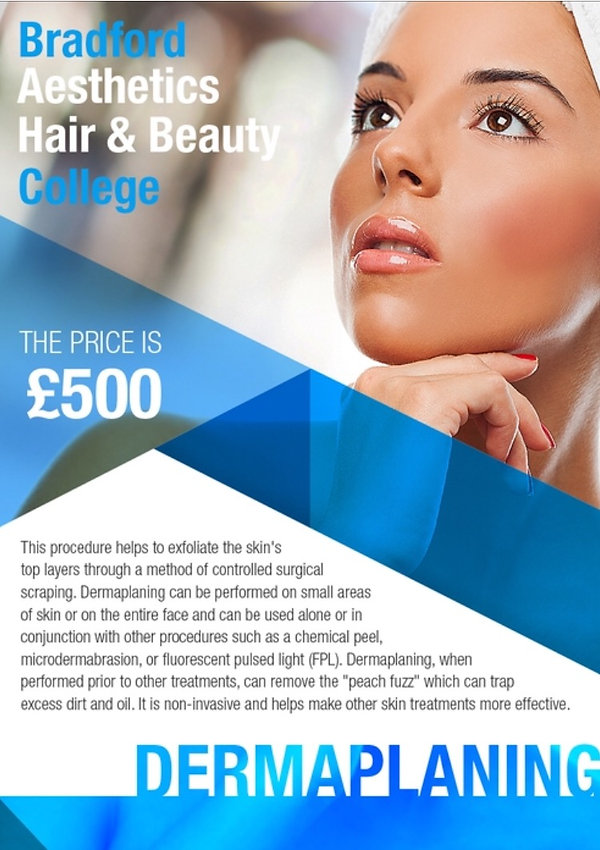 Bradford Aesthetics Hair & Beauty Course