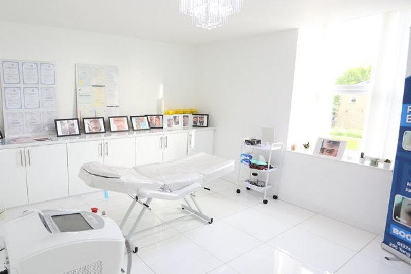 KGT Aesthetics tatment room