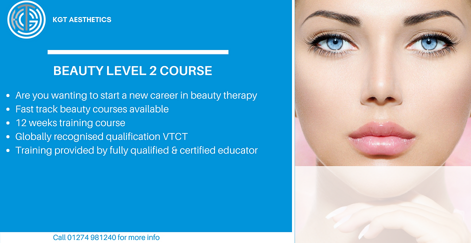 Beauty Level 2 Course