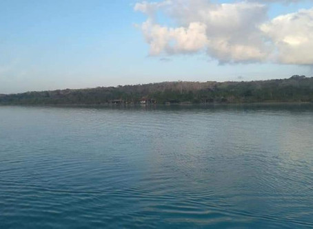 "Contingencia del Covid-19 da ""respiro"" a la laguna de Bacalar"