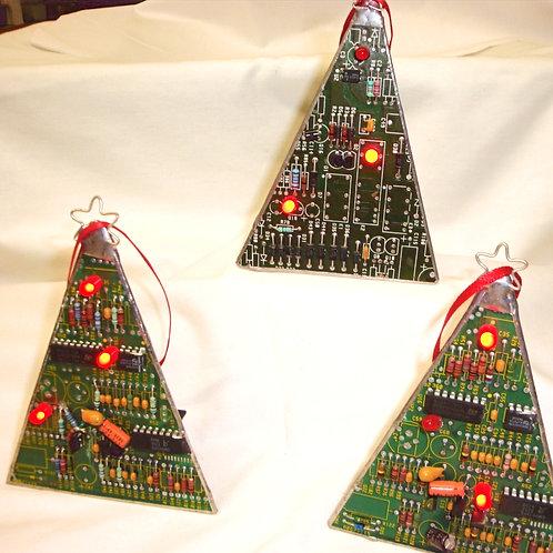 L.E.D. Christmas Tree
