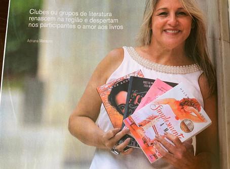 Clubes de Leitura em destaque na imprensa