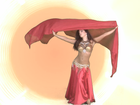DANCING ON THE SUN! BELLY DANCE PIC
