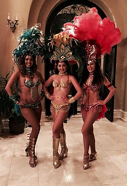 HIRE THE BEST SAMBA DANCERS IN LOS ANGELES SOUTHERN CALIFORNI! www.SamaraEntertainment.com