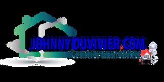 Johnny Duvivier logo blue.png