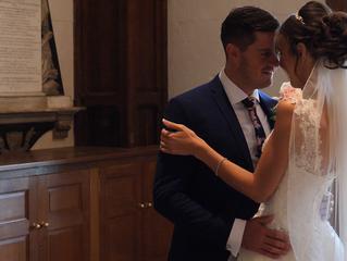 Warbrook House wedding videographer