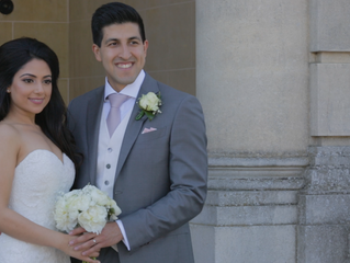 Hedsor House wedding videographer