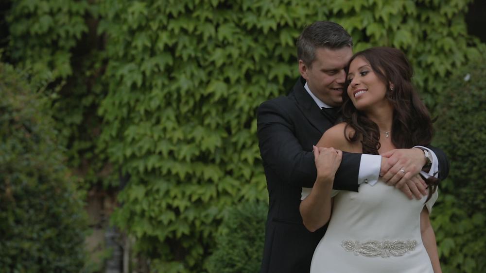 Beaumont Estate wedding videographer