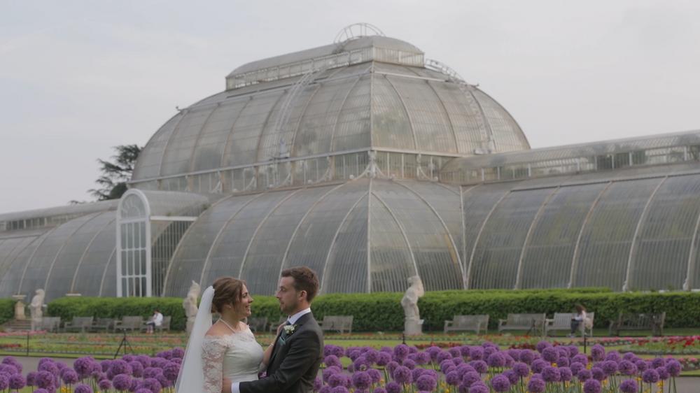 Kew Gardens Wedding Videographer