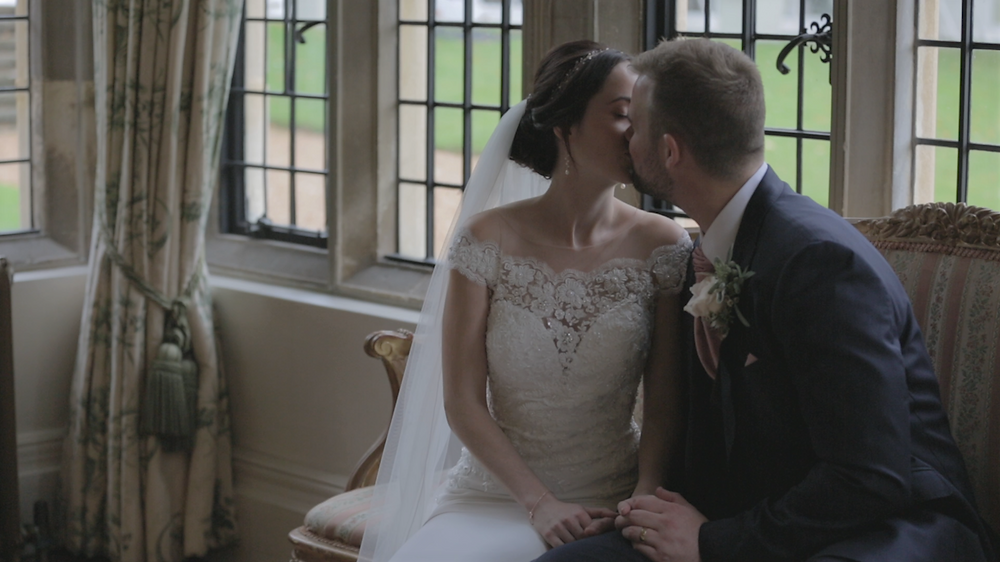 Wedding at Longstowe Hall