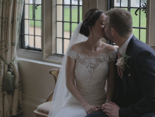 Longstowe Hall wedding videographer