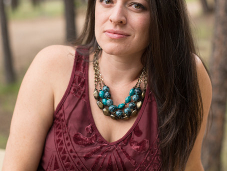 Episode 9: Courtney Lowman- Meet the host!