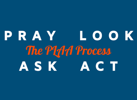 Episode 43- The PLAA Process: Finding Paul, Barnabus, and Timothy