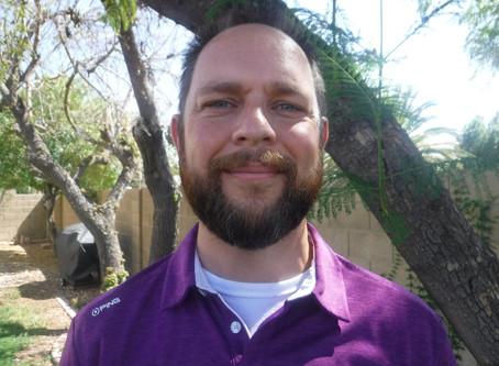 Episode 50: Brett Irwin- Desperately Pursuing God