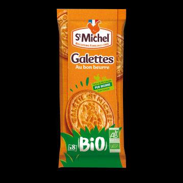 GALETTE BIO AU BON BEURRE ST MICHEL