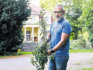 Hamburger Morgenpost - Ein Baum für jedes Suizid-Opfer