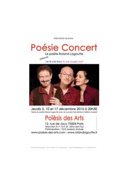 Spectacle Poésie Concert_