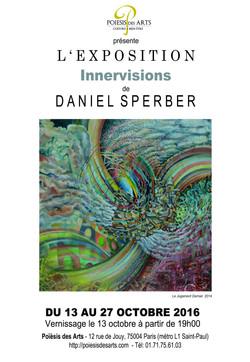 Exposition Innervisions de Daniel Sp