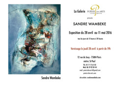 Invitation Expo Sandre