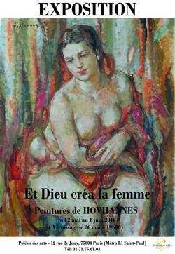 Et Dieu créa la femme Exposition