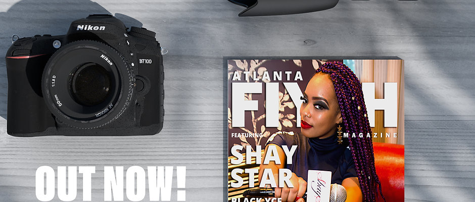 Fiyah Magazine Atlanta Edition