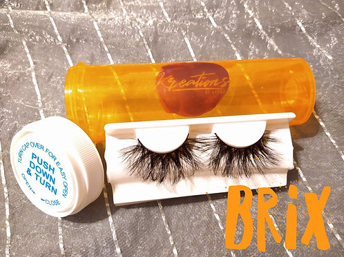 KREATIONS of Karma lashes - Brix