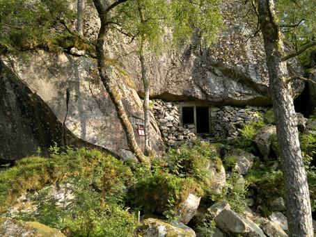 Jeżeli zadałbym pytanie, czego jest najwięcej w Norwegii? odpowiecie że kamieni!!  - Uburhedlaren