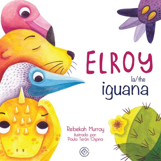 Elroy la iguana