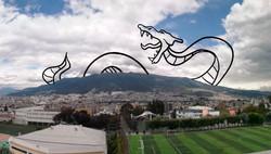 Panorámica Quito y Dragón
