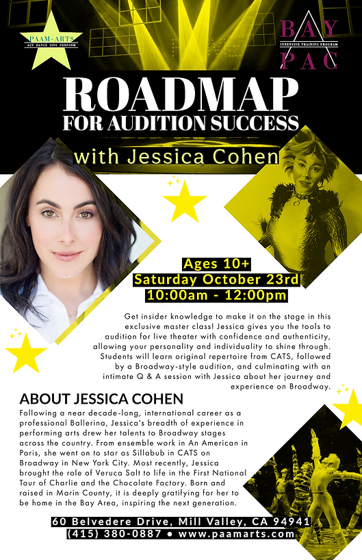 Roadmap for Audition Success Flyer.png