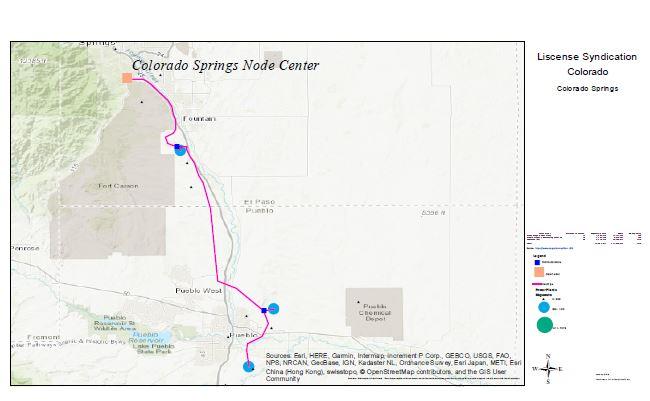 Liscense Syndication - Colorado Springs