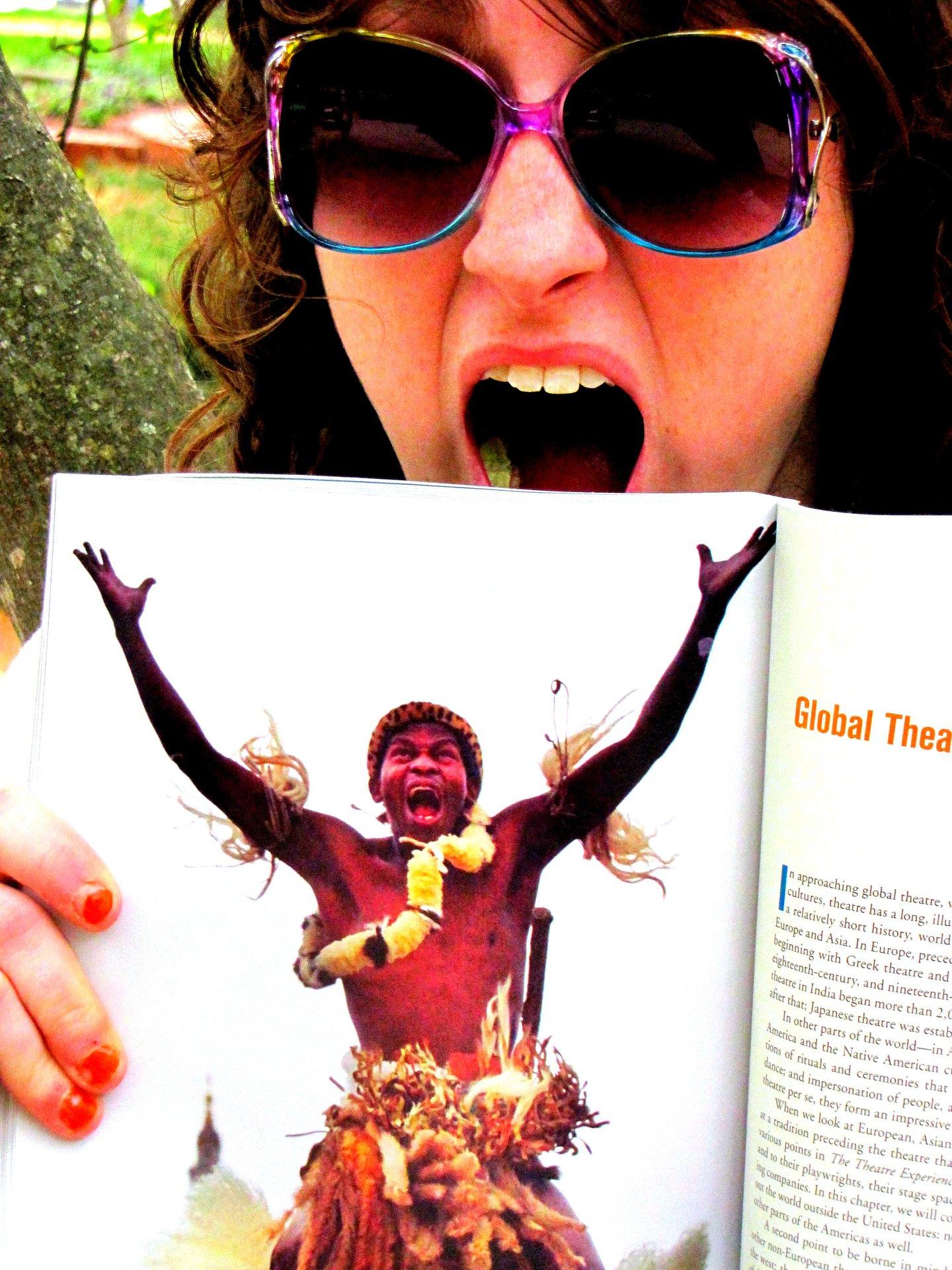 Global theatre trip