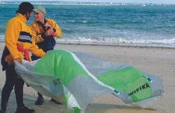 Kite & wind surf residential