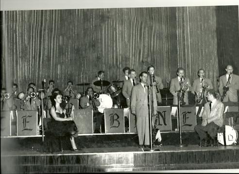 Eydie Gorme with Tex Beneke's Orchestra