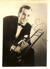 Glenn Miller - autographed photograph dated 1941