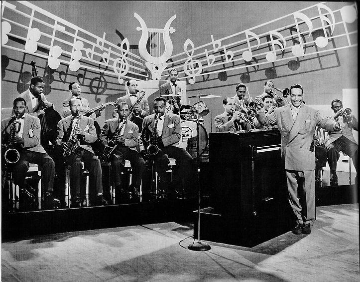 Duke Ellington Orchestra ABBPS collectio