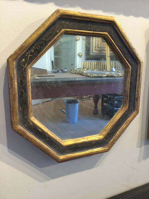 Petit Italian style octagonal Mirror